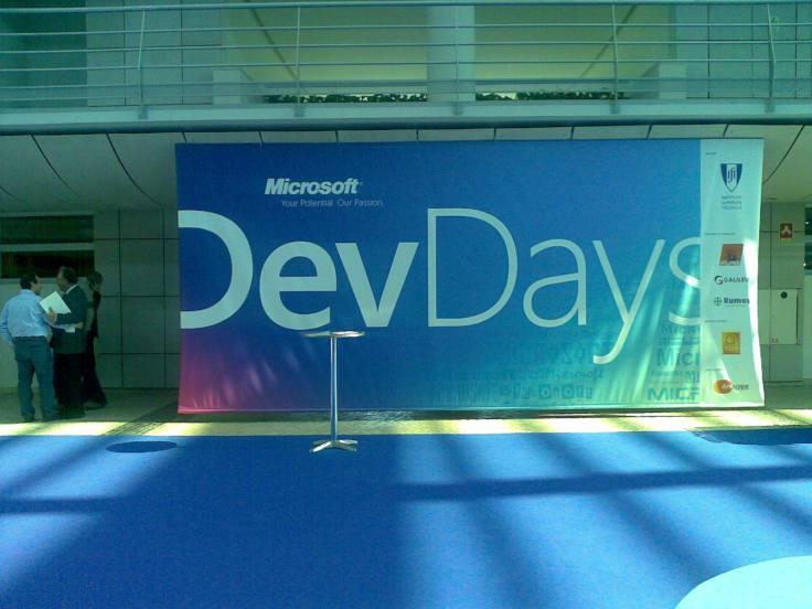 DevDays09 Banner